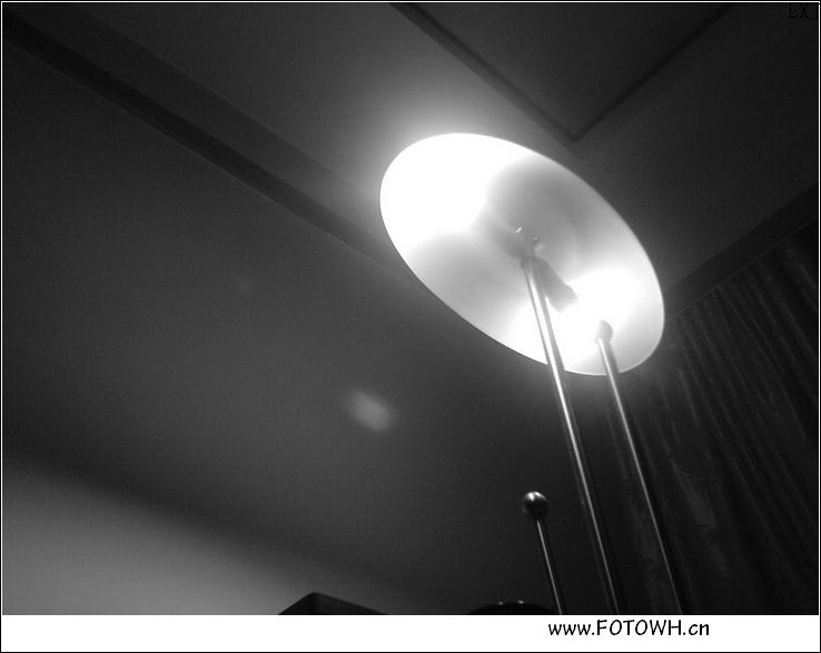 黑白木刻版画星空