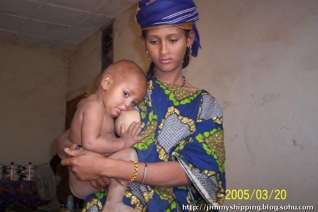 尼日利亚女人