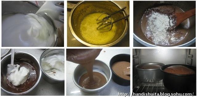 蛋糕盘子手工制作步骤