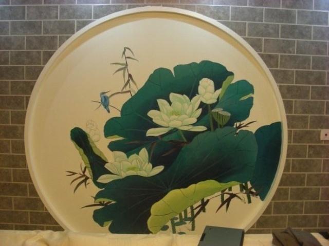 设计师,手绘师均为西安美院国画,油画,壁画,平面设计,环艺设计等专业