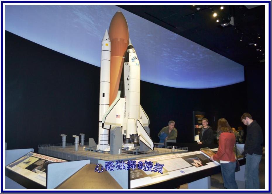 实拍美国航空航天博物馆(上)