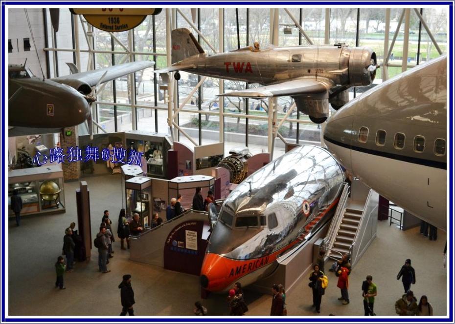 实拍美国航空航天博物馆(下)