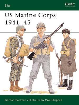 二战美国海军陆战队军服图册