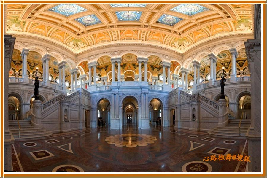 [转载]千万不能错过的美国国会图书馆图片