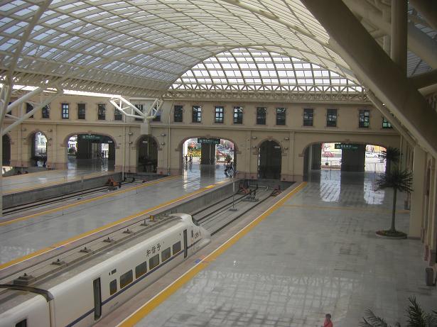 青岛火车站-爱雁阁-我的搜狐