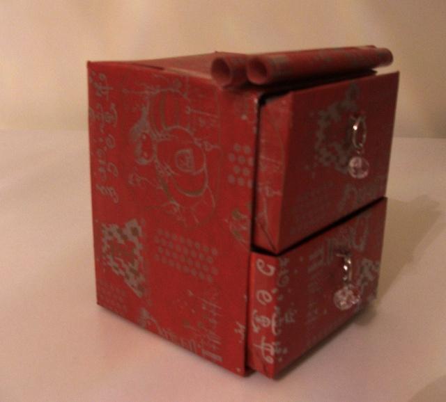 纸壳手工制作大全盒子