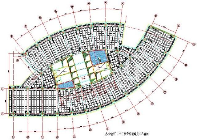 一、概述 近年来,随着我国国民经济持续快速发展,建筑工程领域中的新技术、新材料不断涌现,人们对建筑功能的要求也日益趋于完美, 为满足现代建筑对层高、自重、大空间、自由间隔以及抗震性能优良等要求,人们研究出了各种更新、更适用、经济性能更好的楼盖体系。而GBF现浇钢筋混凝土空心楼盖正是这种性价高,更符合人性的新技术楼盖结构体系。 由于GBF现浇混凝土空心楼盖充分利用了空腔板结构的优良性能,能有效降低结构层高度,同时大大减轻了结构自重,明显地减轻了地震作用,提升了建筑结构的综合性能,是一种新型环保节能产品,符合