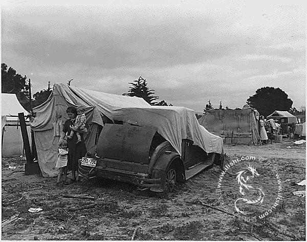 1930经济大萧条影响_1930年代经济大萧条下的美国