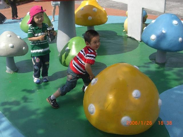 游森林动物园&幼儿园运动会