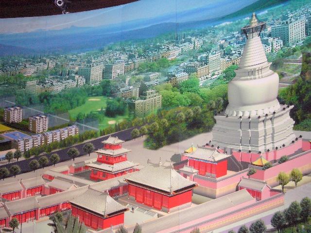 北京白塔寺地区的传说