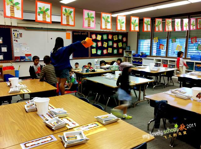 【海外生活】从教室,野外远足感受美国小学的个性教育图片