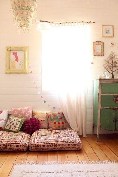美式田园风格装修图片 普通房屋装修效果图 房屋室内设计