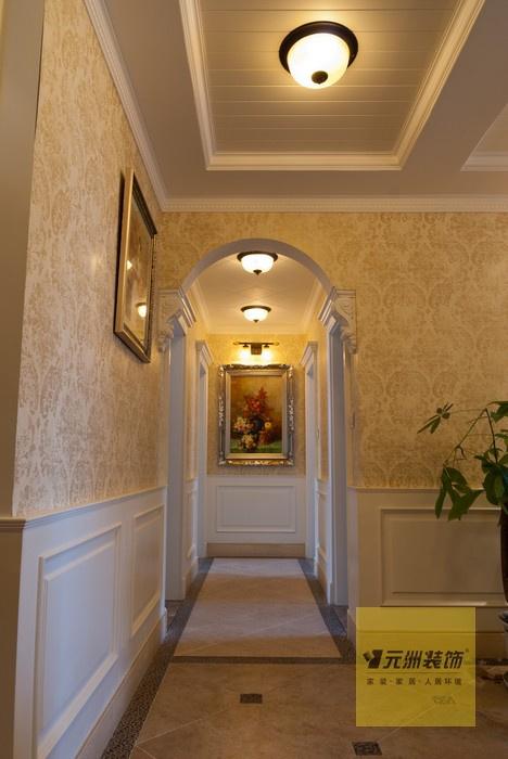 典雅与高贵的融合 打造舒适欧式家居生活【元洲装饰】