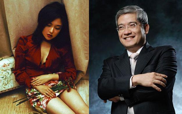 郎咸平和小30岁的娇妻樊小纯之间的故事