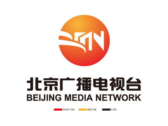 北京广播电视台标识设计方案