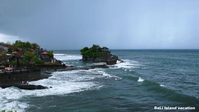巴厘岛气候属于热带海