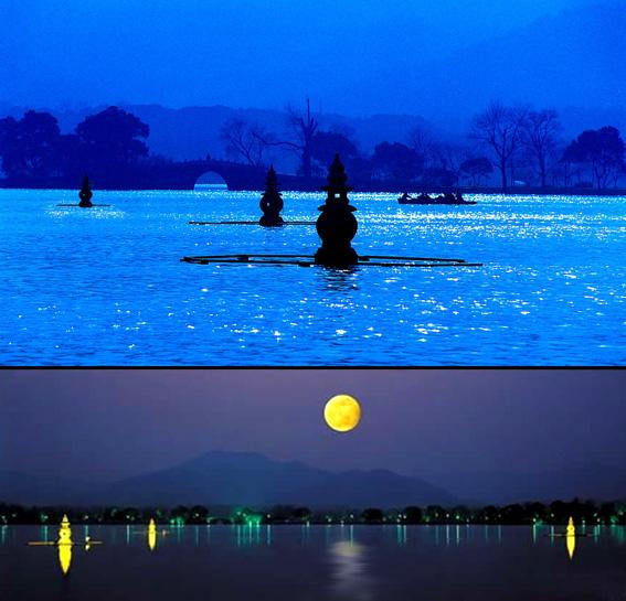 中秋夜,赏月地,最美的风景-暗自咕咚-搜狐博客