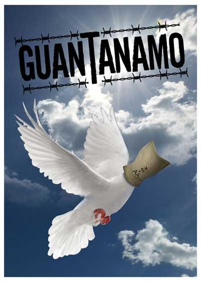 2009意大利good国际公益海报设计比赛获奖作品--反恐主题