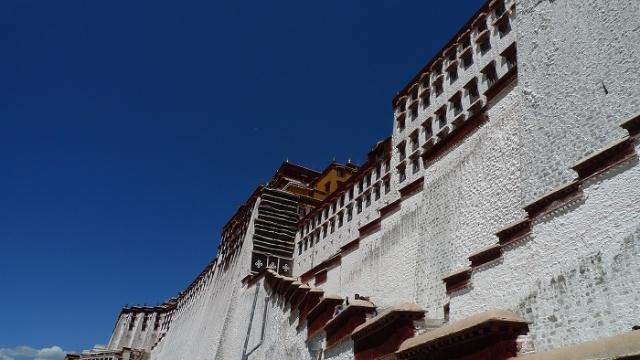 青藏线第十三天…布达拉宫