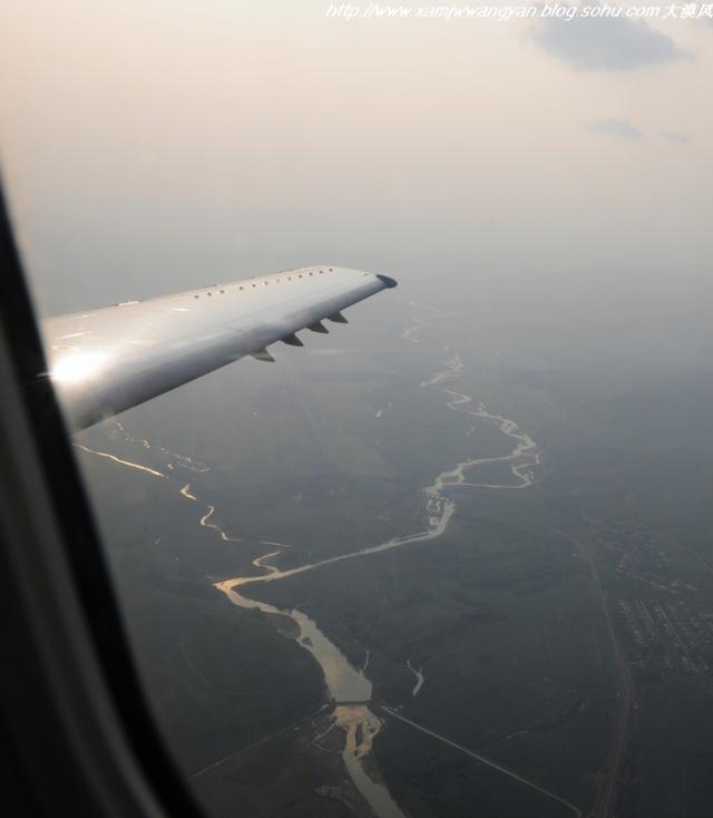 呼市新飞机厂线路图