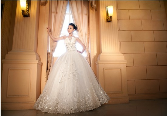 新娘结婚穿着内衣技巧