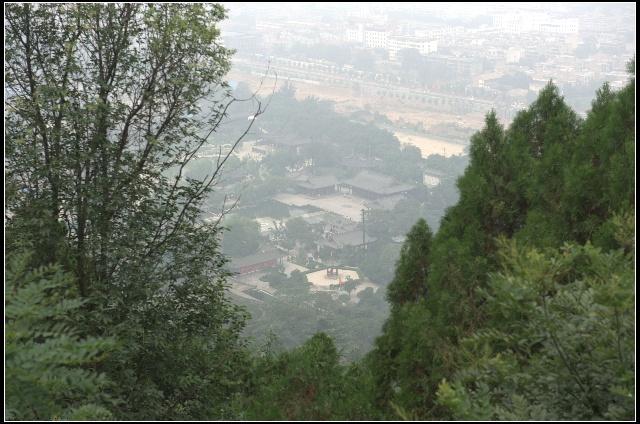 西安骊山风景区