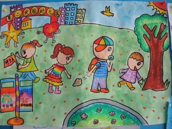 五年级小学生绘画步骤