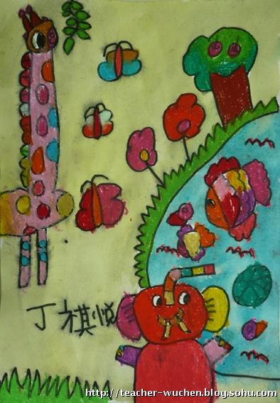 柳树线描画步骤