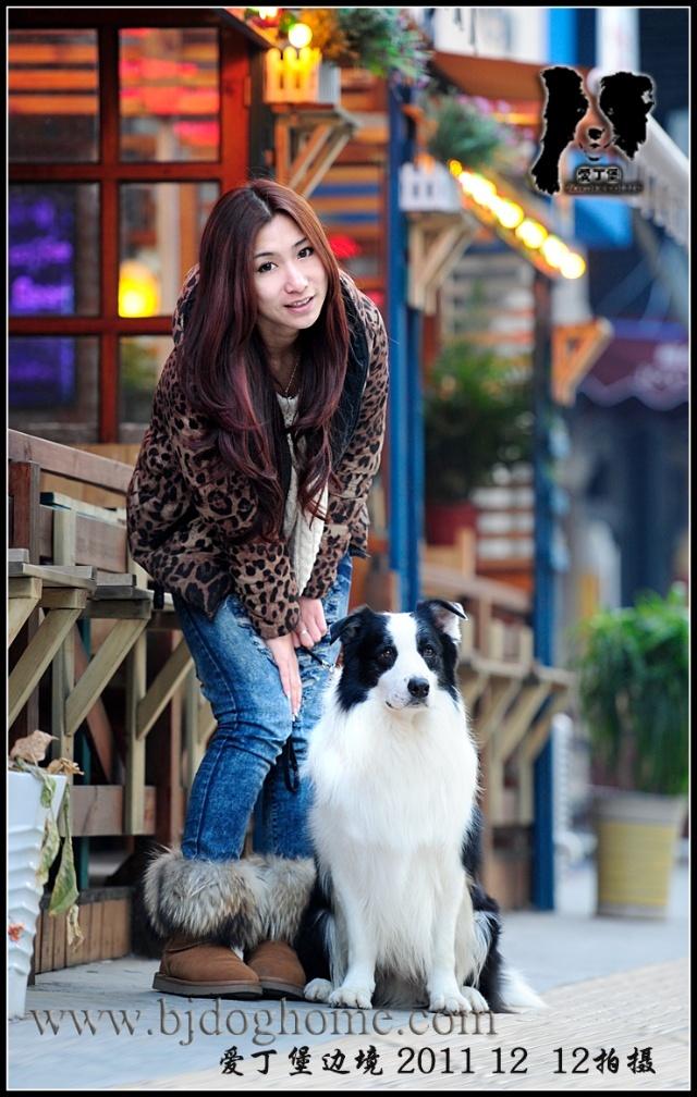 雷诺和美女★青岛咖啡茶艺一条街外拍←